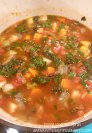 Winter Minestrone - Double Knotted Apron