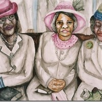 Mothers of The Church.. Missionary Sunday