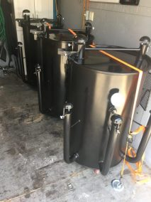 Double O Drum Smoker