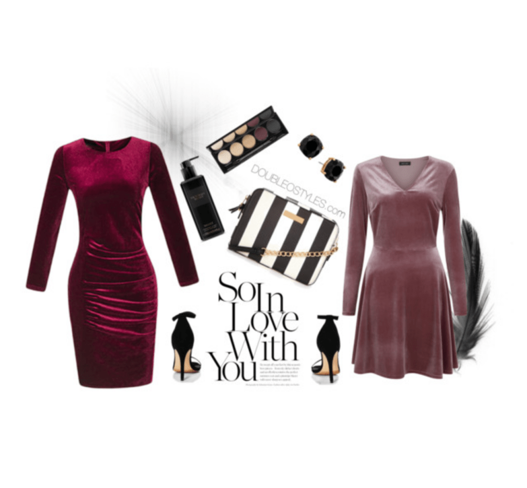 P DoubleOStyles.com #ValentinesDay #WomenStyle #DateNight