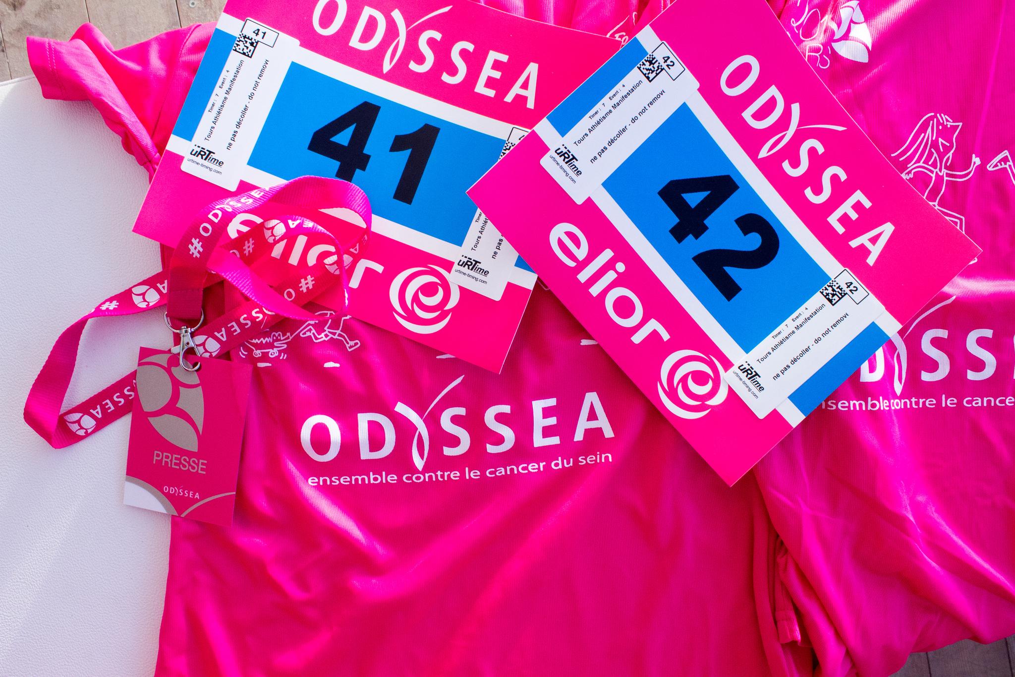 Retour de course – Odyssea 2016