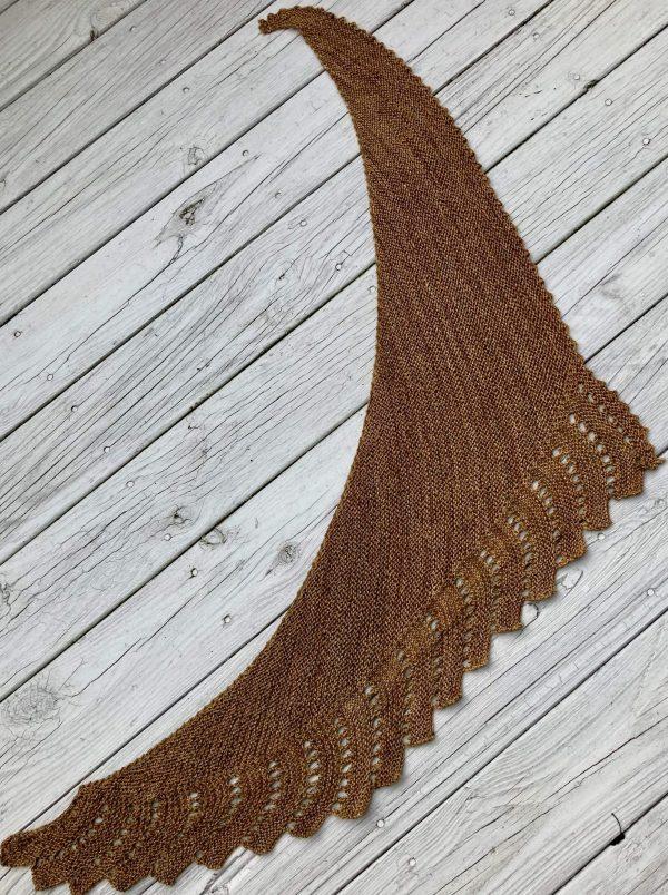 Fashionable Shawlette FS0040 01