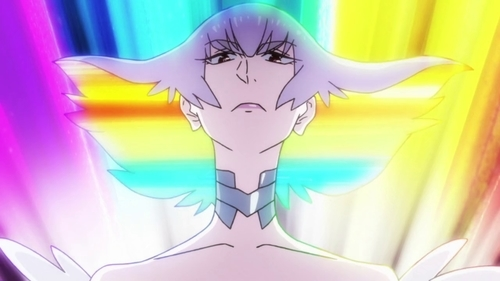 Ragyo Kiryuin from the anime Kill la Kill