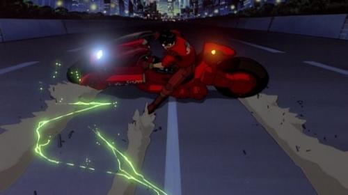 Shoutarou Kaneda from the anime movie Akira