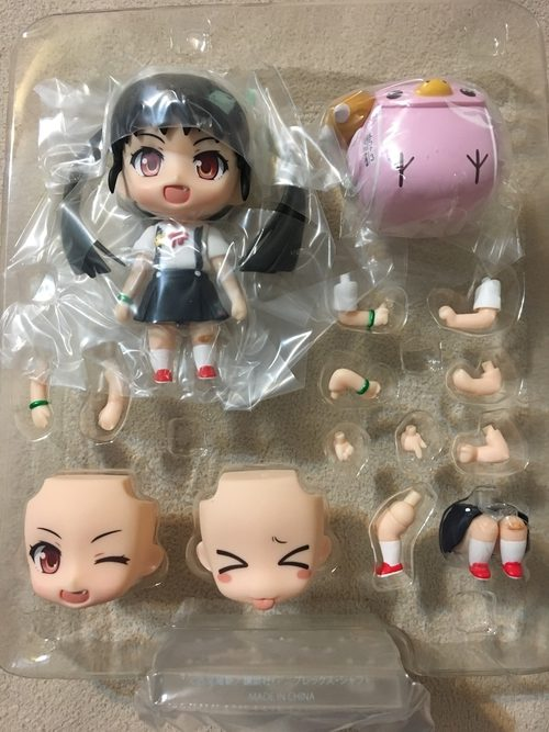 Mayoi Hachikuji Nendoroid (from the Monogatari series anime)