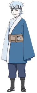 Mitsuki from the anime Boruto: Naruto Next Generations