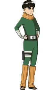 Metal Lee from the anime Boruto: Naruto Next Generations