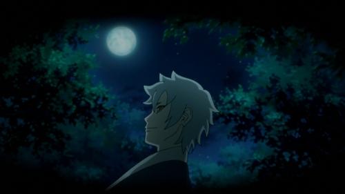 Mitsuki from the anime Boruto: Naruto Next Generations