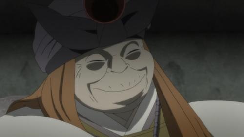 The White Snake Sage as seen in the anime Boruto: Naruto Next Generations