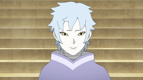 Mitsuki from the anime series Boruto: Naruto Next Generations