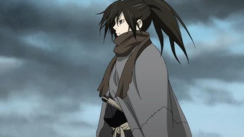 Hyakkimaru from the anime Dororo