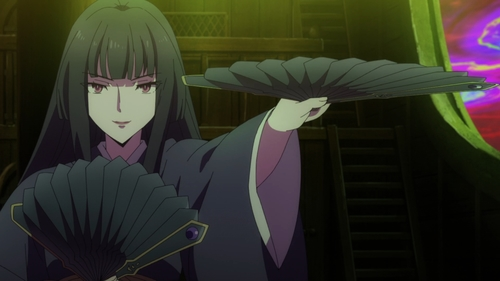 Glass from the anime series The Rising of the Shield Hero