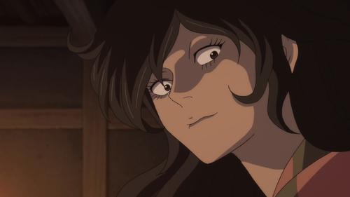 Okaka from the anime series Dororo