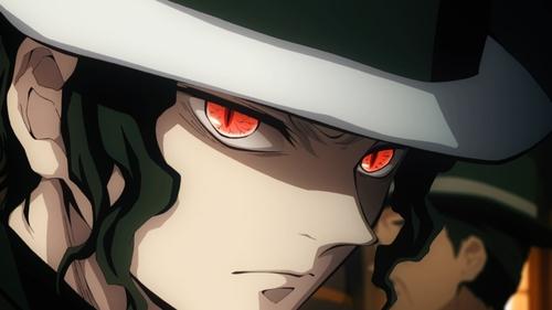 Muzan Kibutsuji from the anime series Demon Slayer: Kimetsu no Yaiba