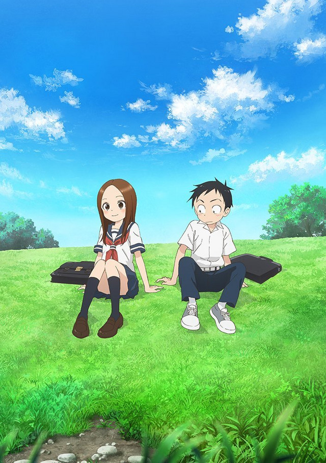 Karakai Jouzu No Takagi San 2 Anime Series Review Doublesama