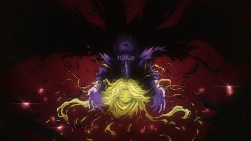 Kai Chisaki and Eri from the anime series My Hero Academia season 4