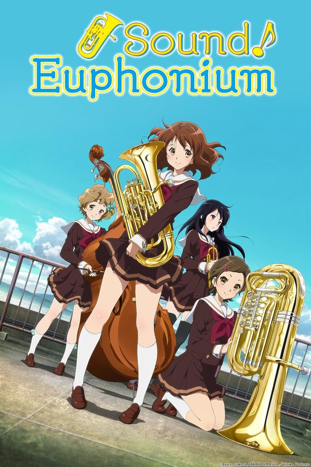 Sound! Euphonium anime series cover art