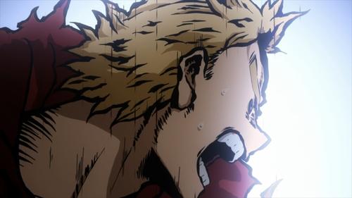 Lemillion from the anime series My Hero Academia season 4