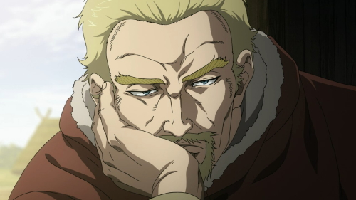 Askeladd from the anime series Vinland Saga