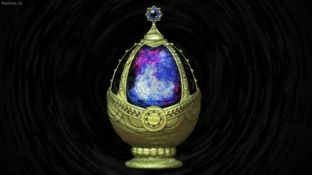 Mifuyu's soul gem becoming clouded from the anime series Madoka Magica: Magia Record