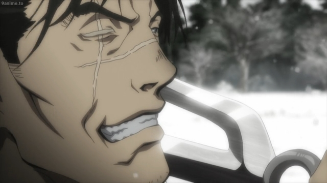 Manji from the anime series Blade of the Immortal