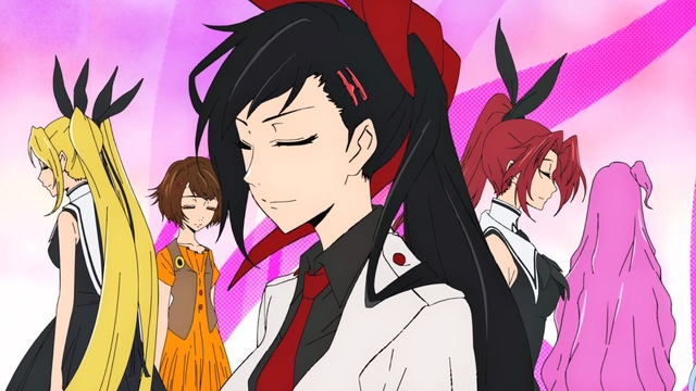 Princesses of Jahad from the anime series Tower of God
