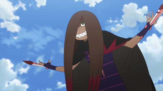 Lye Batenkaitos - Archbishop Sin of Gluttony from the anime series Re:ZERO Season 2