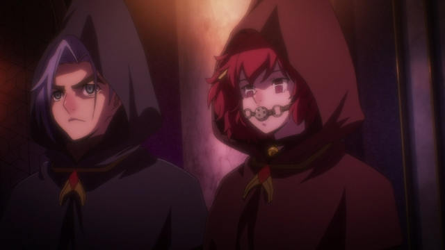 Some villains (probably) from the anime series The God of High School