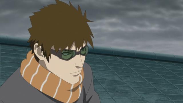 Mugino from the anime series Boruto: Naruto Next Generations