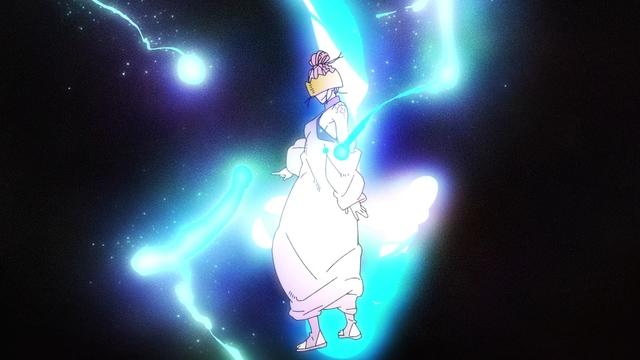 Haumea from the anime series Fire Force season 2