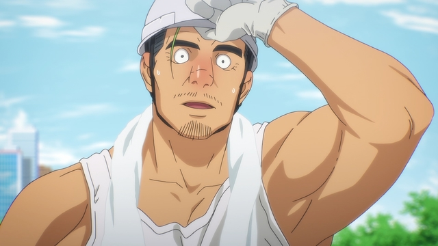 Jin Pum Kwang from the anime series The God of High School