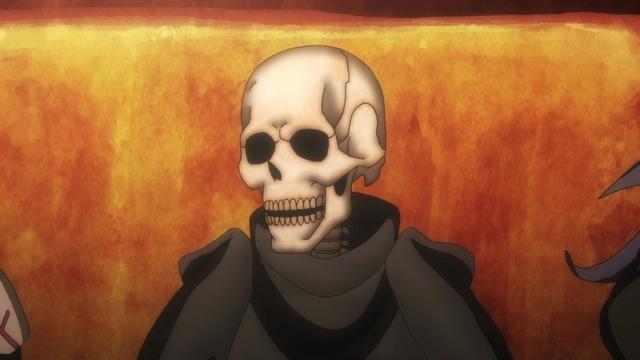 Fels the Fool from the anime series DanMachi III