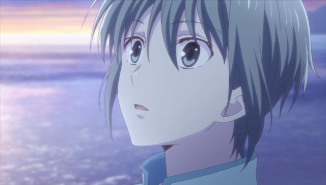 Yuki Souma from the anime series Fruits Basket 2nd Season