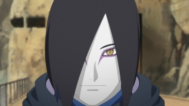 Orochimaru from the anime series Boruto: Naruto Next Generations