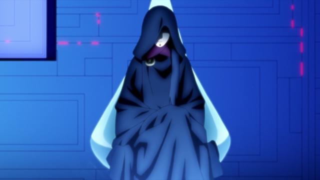 Jigen of Kara from the anime series Boruto: Naruto Next Generations