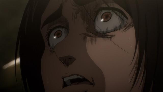 Gabi Braun from the anime series Attack on Titan: The Final Season