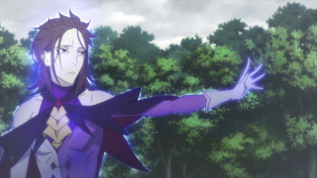 Hector, the Devil of Melancholy from the anime series Re:ZERO Season 2