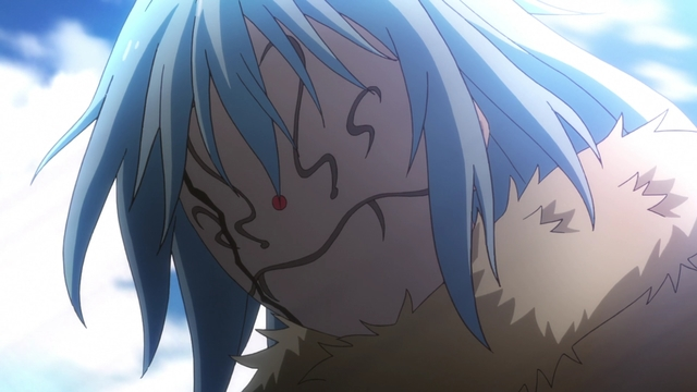 Rimuru Tempest from the anime series That Time I Got Reincarnated as a Slime Season 2