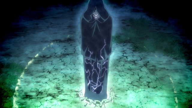 Fushi's creator from the anime series To Your Eternity