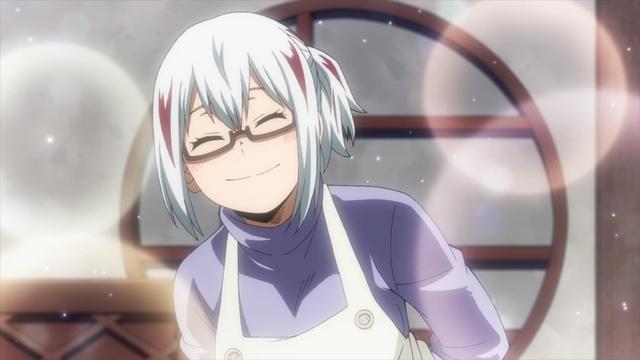 Fuyumi Todoroki from the anime series My Hero Academia Season 5