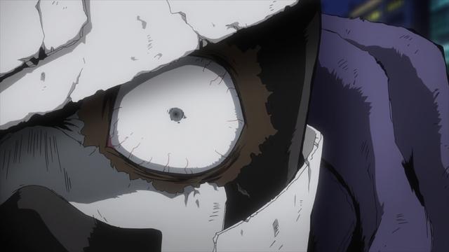Villain: Ending from the anime series My Hero Academia Season 5