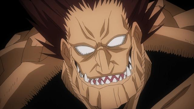 Gigantomachia from the anime series My Hero Academia Season 5