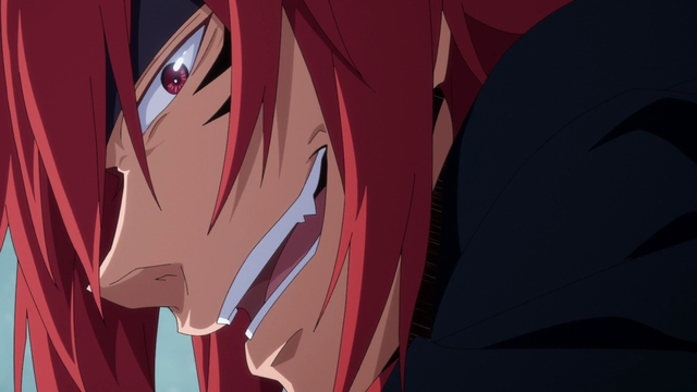Demon Lord Guy Crimson from the anime series That Time I Got Reincarnated as a Slime Season 2 Part 2