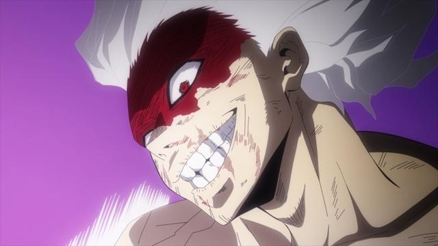 Tomura Shigaraki from the anime series My Hero Academia Season 5