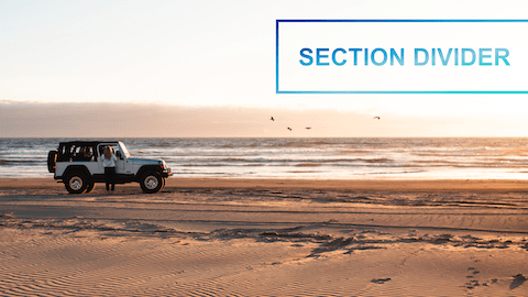 jeep, beach, woman