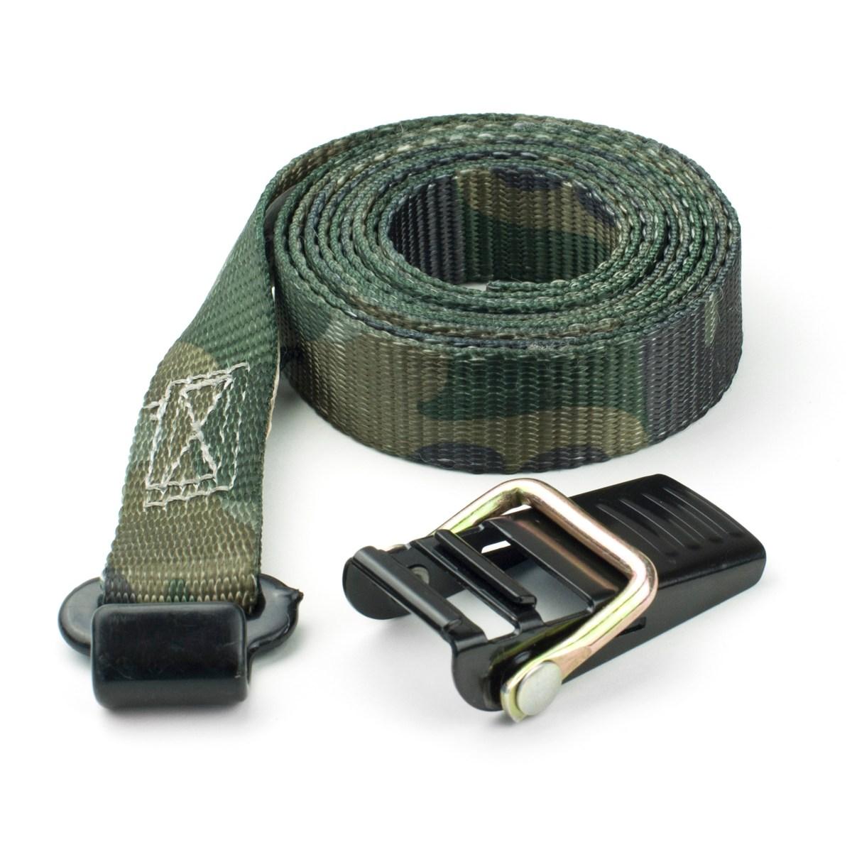 Outdoor Climbing D Ring Buckle Webbing Belt Hook Carabiner New I5P2 Buckle Z5G2