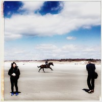 Horsing Around With Herb Ritts and Snapseed