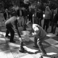 Chess - Sarajevo Street Entertainment