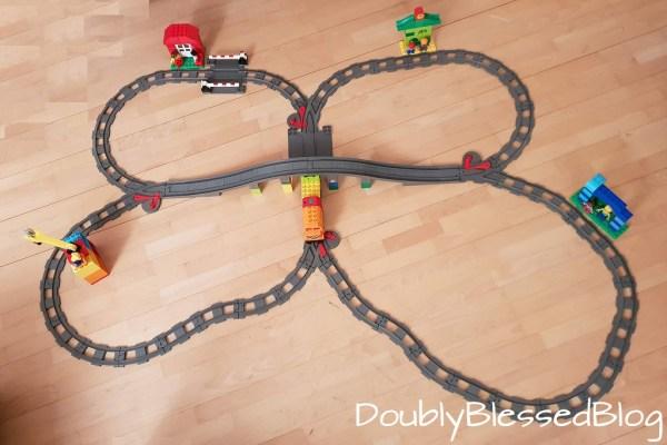 Lego Duplo Schienennetz