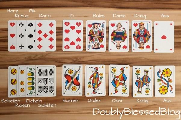 Deutsche Kartenspiele